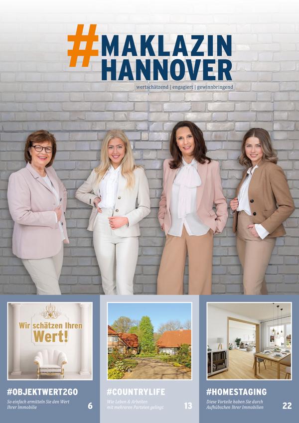 Maklazin_Maklerinnen_Hannover_01_2021_titel